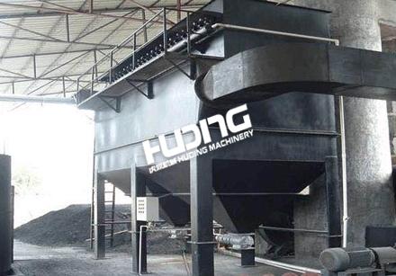 重庆环保除尘器安装案例